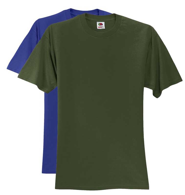 a92285ae0be3 Main Product Image for Custom T Shirt Design Fruit of the Loom(R) HD